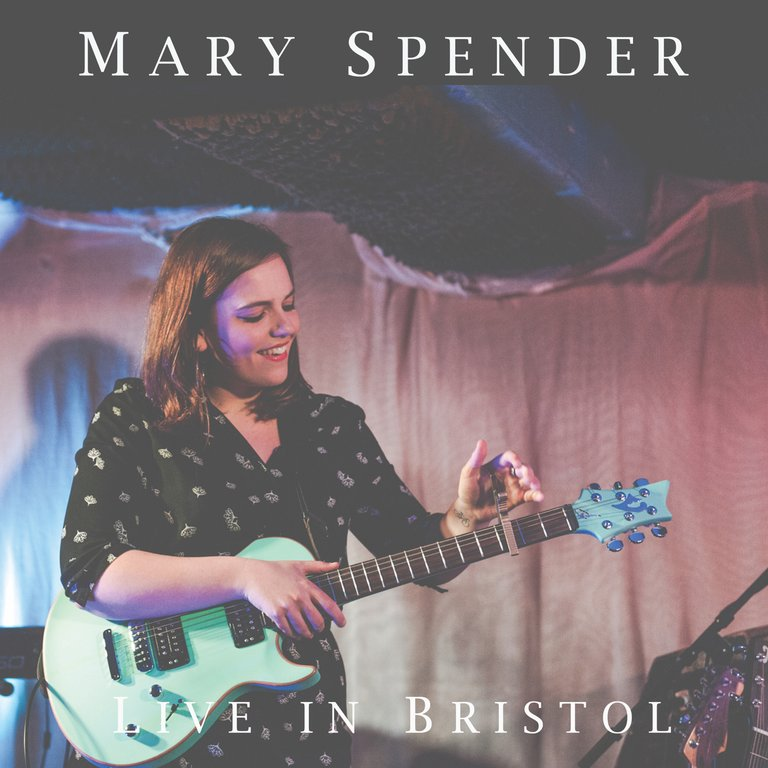 Live In Bristol EP (Signed by Mary Spender)