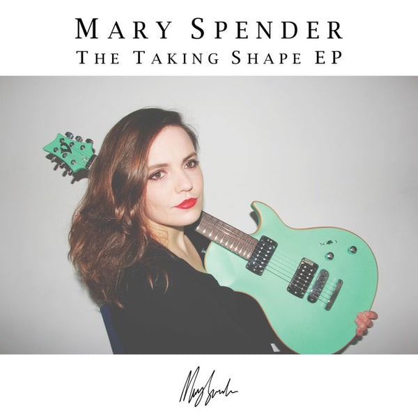 The Taking Shape EP (Signed CD by Mary Spender)