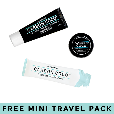 Ultimate Carbon Kit with Free Mini Travel Pack