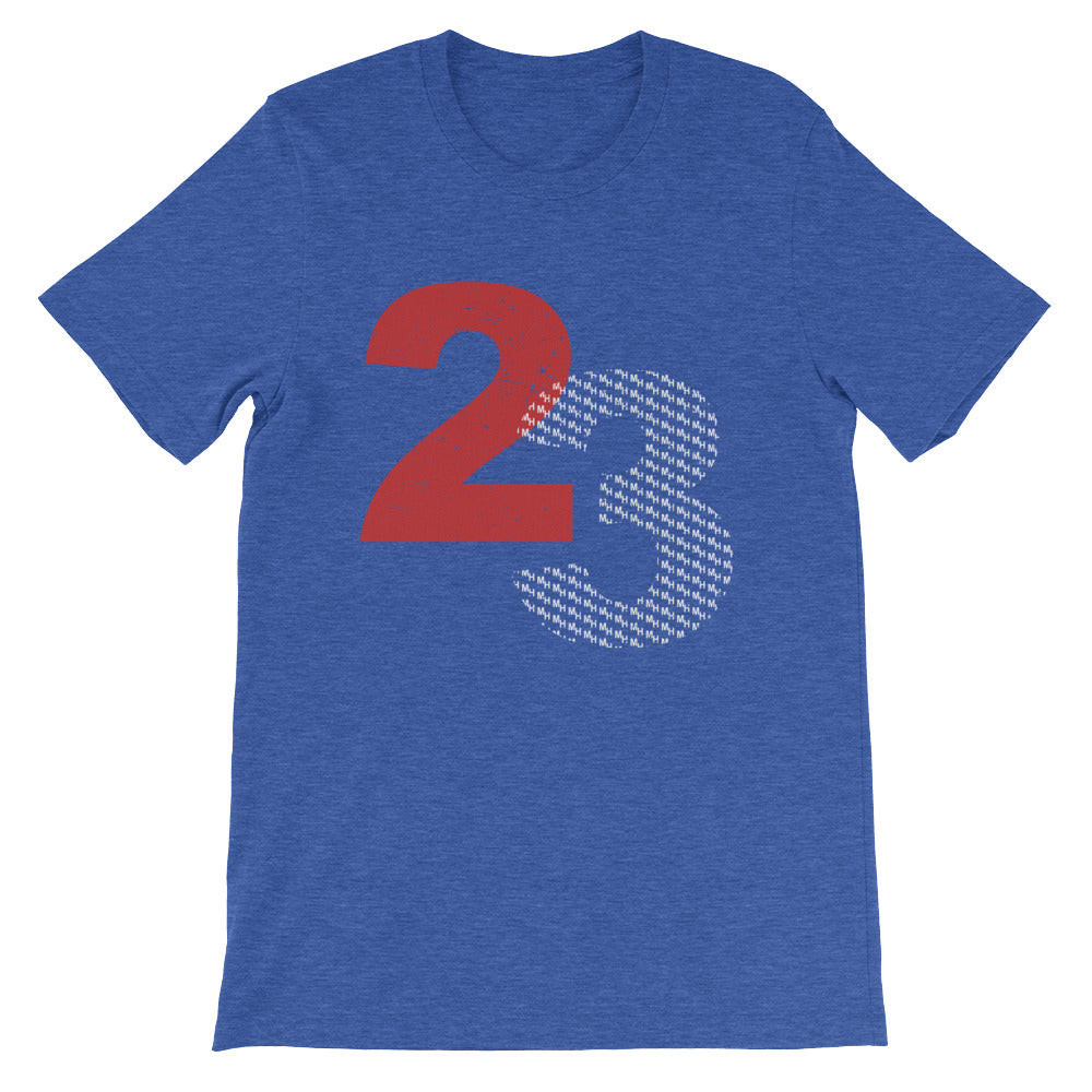 mh23- Short-Sleeve Unisex T-Shirt
