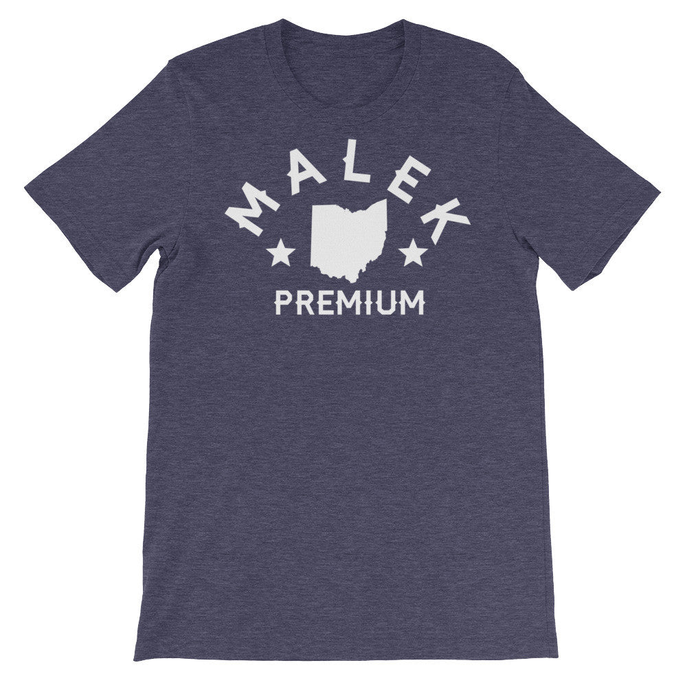 "MALEK PREMIUM ""OHIO BORN"" T-SHIRT"