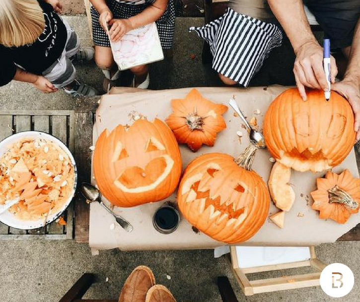 Halloween Special: How to Carve a Pumpkin+ Decorations