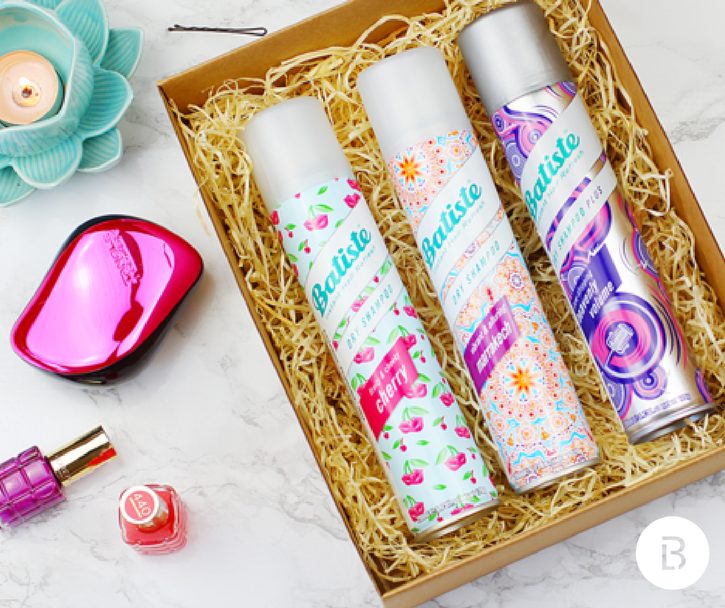 Time to meet our favorite Batiste dry shampoos!