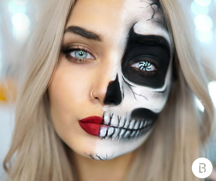 HALLOWEEN EDITION: Make-up Ideas