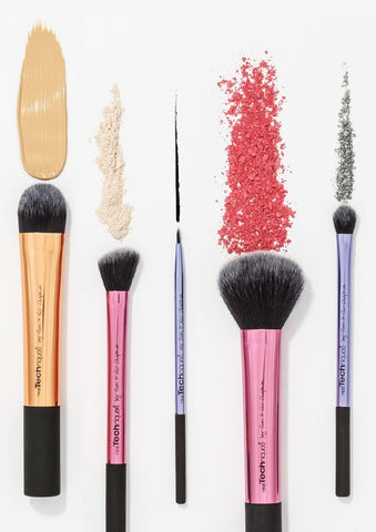 Loveby beauty blog- real techniques makeup brushes