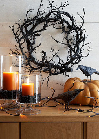 Halloween decorations- LoveBy beauty blog