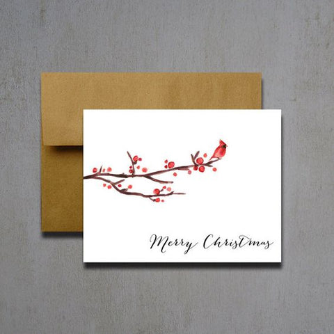 Christmas card - Loveby beauty blog