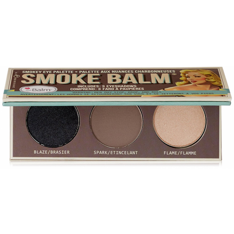 TheBalm Smoke Balm Volume 1 Eye Palette