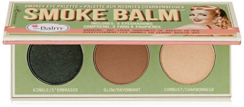 TheBalm Smoke Balm Volume 2 Eye Palette
