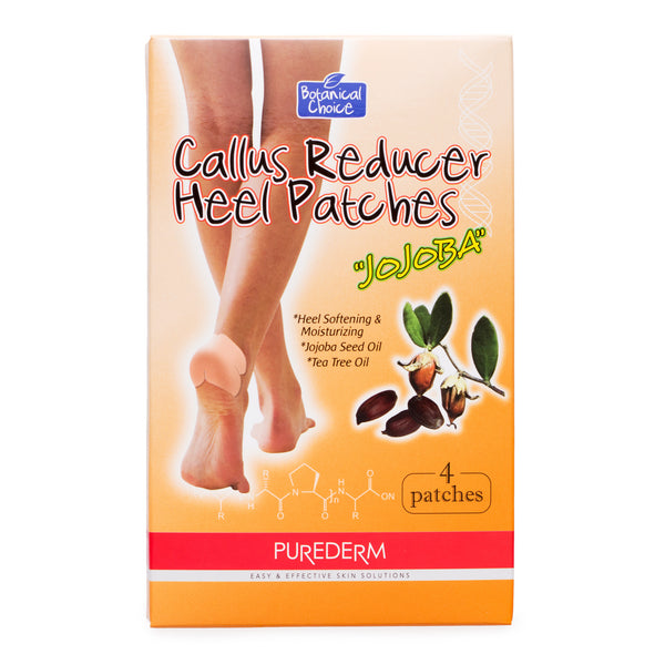 Purederm Callus Reducer Heel Patches
