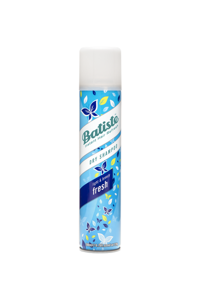 Batiste Dry Shampoo Fresh 200ml