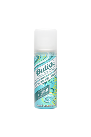 Batiste Dry Shampoo Original 50ml discount price at LoveBy beauty store