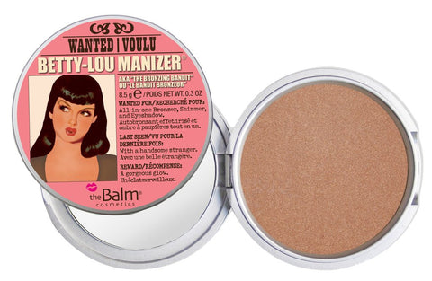 TheBalm Betty-Lou Manizer Bronzer