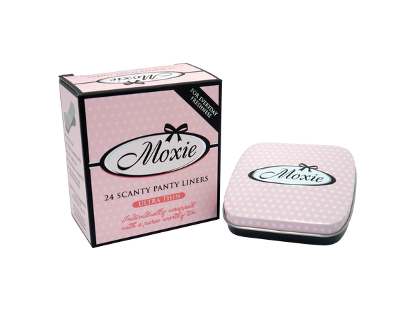Moxie Scanty Panty Liners 24pk