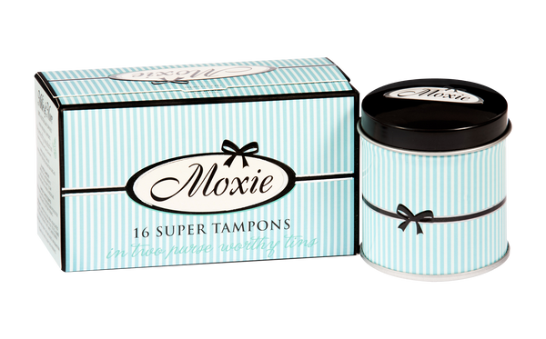 Moxie Super tampons 16 pack