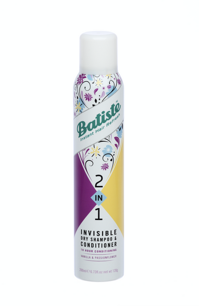 Batiste 2in1 Vanilla & Passionflower 200ml