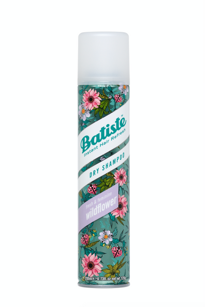 Batiste Dry Shampoo Wildflower 200ml