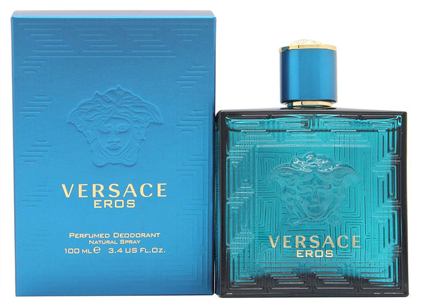 Versace Eros Perfumed Deodorant Spray