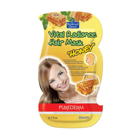 Purederm Vital hair mask- Honey