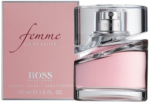 Hugo Boss- Femme EDP 30ml and 50ml