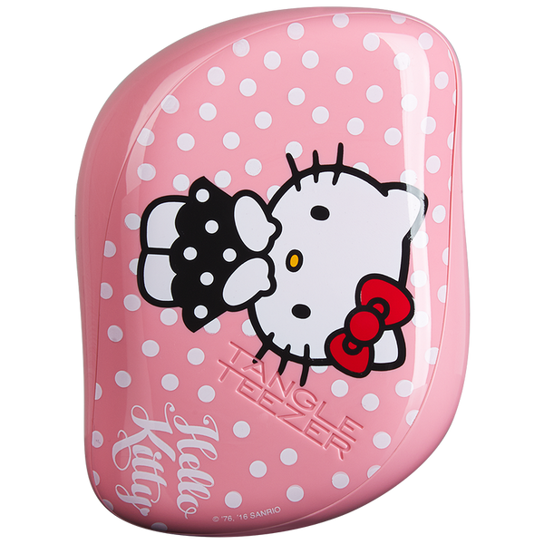 Tangle Teezer Compact Styler- Hello Kitty Pink