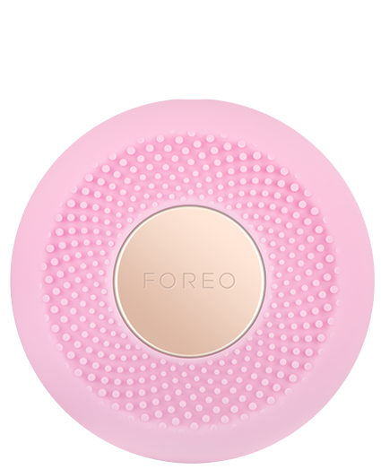 Foreo UFO Mini Pearl Pink and Fuchsia