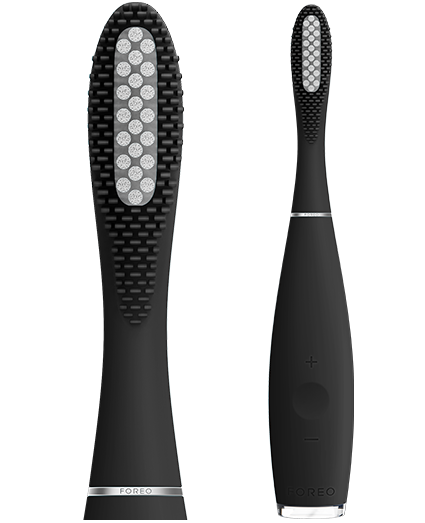 ISSA™ HYBRID Electric Toothbrush COOL BLACK