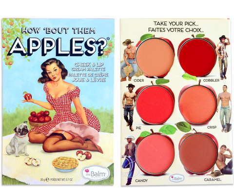 TheBalm Apples? Lip & Cheek  Cream Palette 20g
