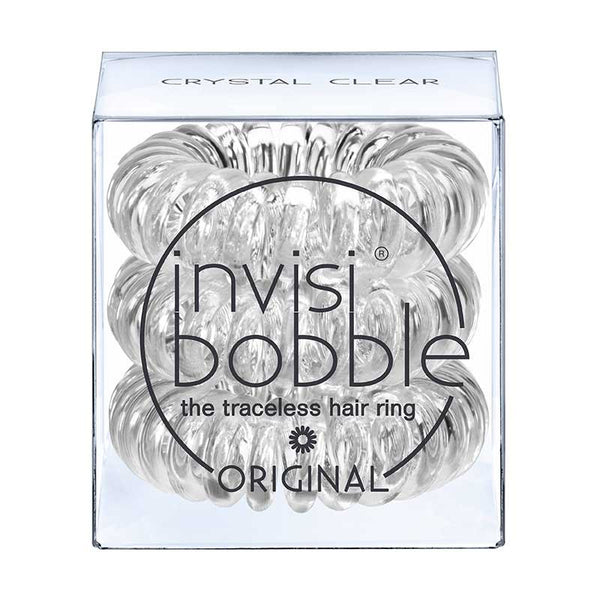 Invisibobble Original Hair Ring - Crystal Clear