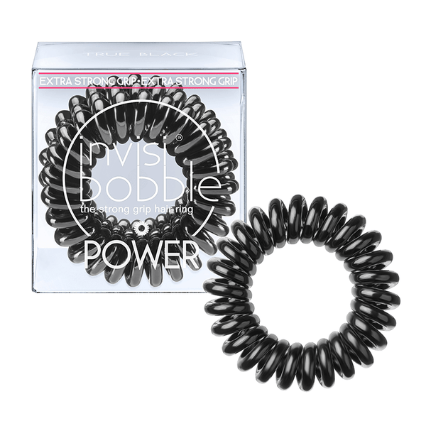 Invisibobble Power Hair Ring - True Black