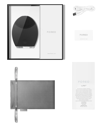 Foreo LUNA™ PRE-SHAVING DEVICE for MEN