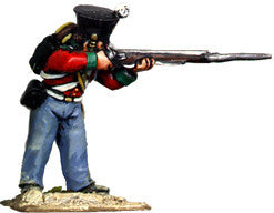 1st China War British Soldier Firing