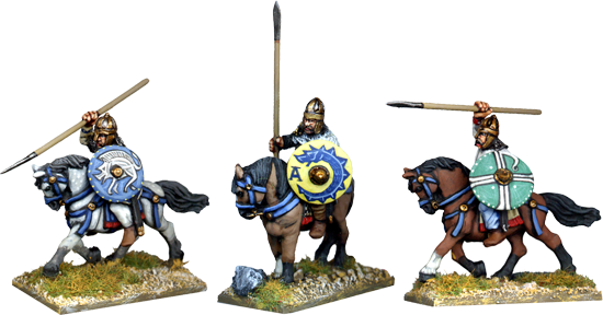 Late Imperial Romans – WargamesFoundry