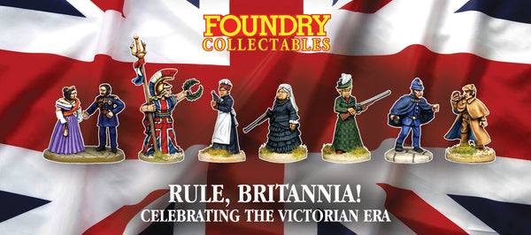 Foundry Collectable Box Sets