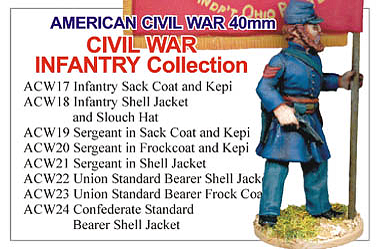 BCACW003 - Infantry Collection