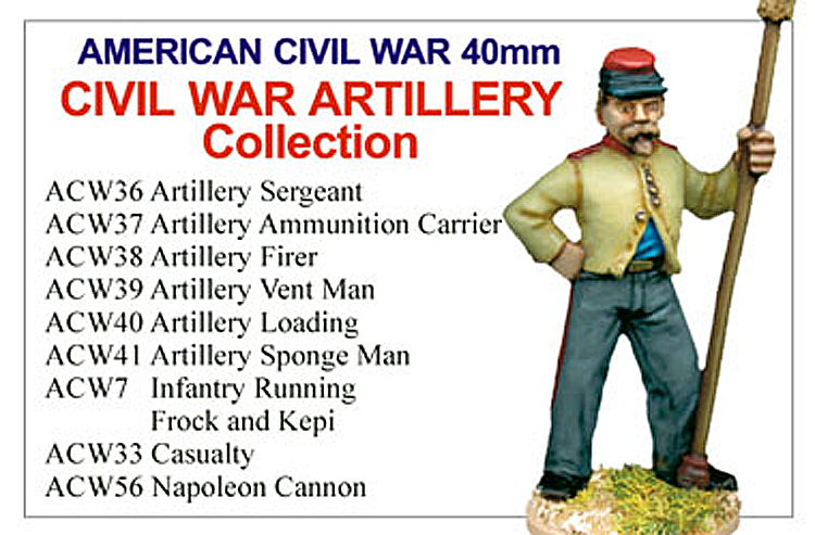 BCACW005 - Artillery Collection