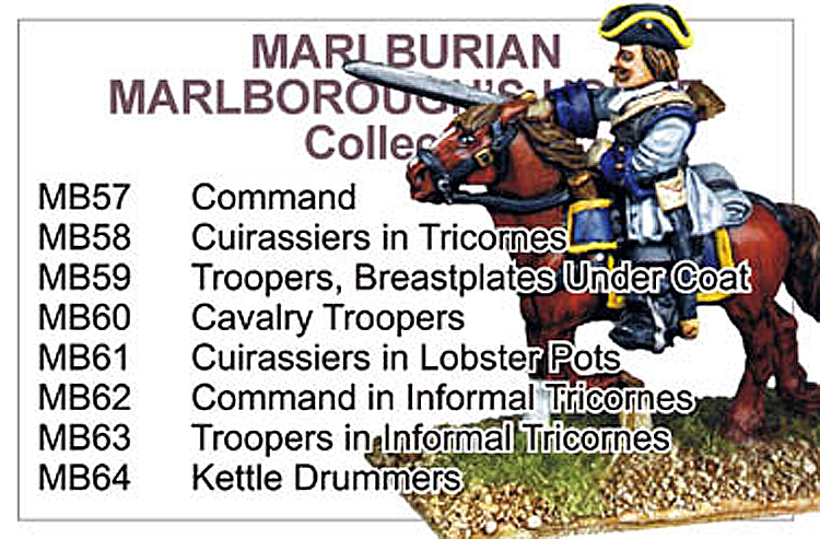 BCMB008 - Marlboroughs Horse Collection