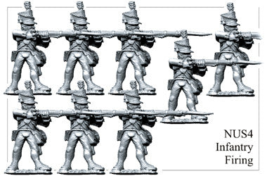 NUS004 Infantry Firing