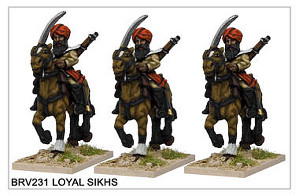 BRV231 Loyal Sikhs