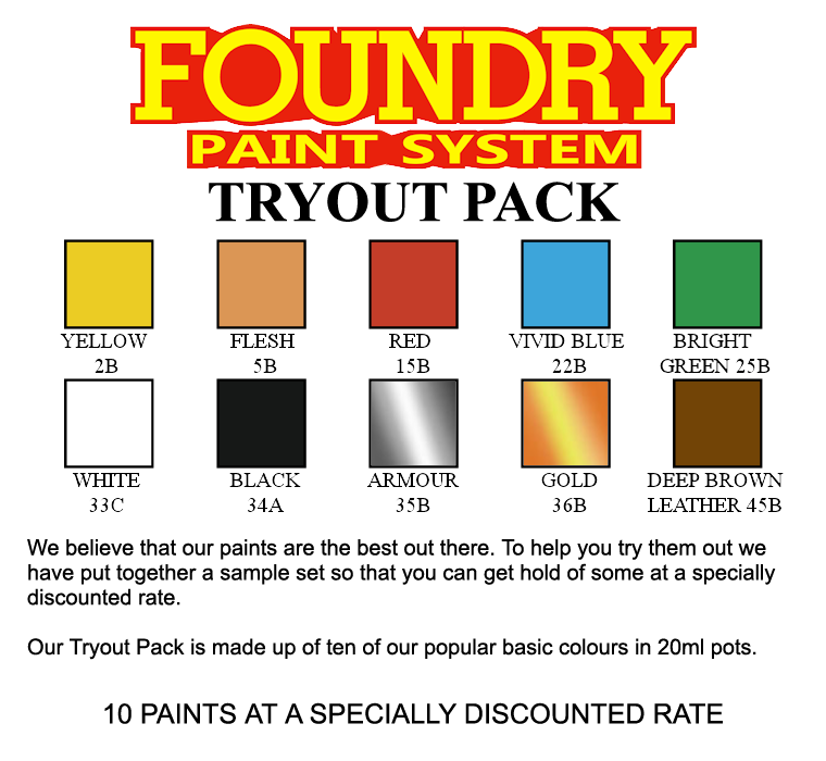 Tryout Pack
