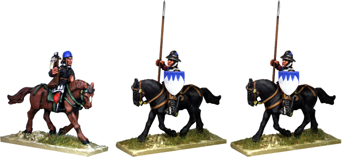 MED312 - Mounted Men at Arms