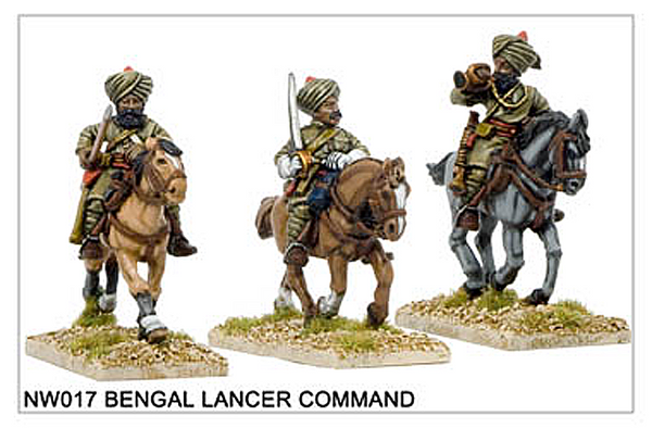 NW017 Bengal Lancer Command