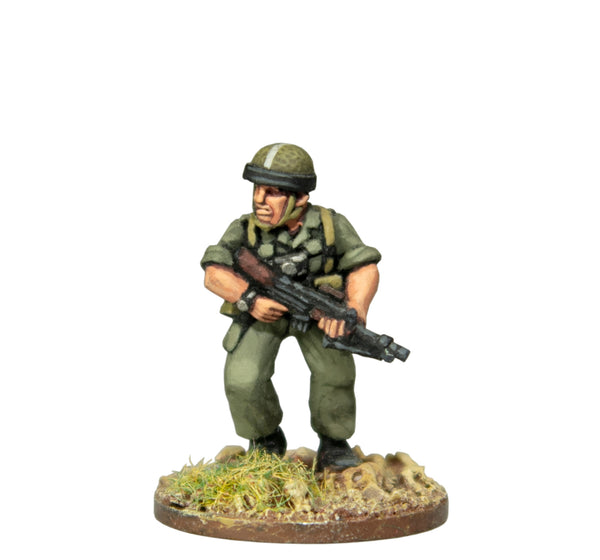 AB14 - Infantry Advancing