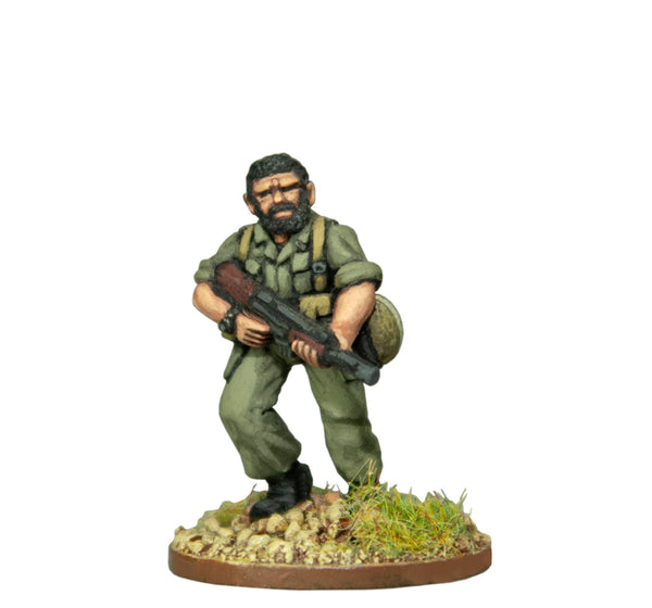 AB07 - Infantry Advancing