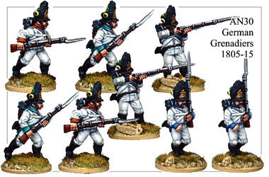 AN030 German Grenadiers 1805-15