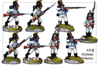AN006 German Infantry