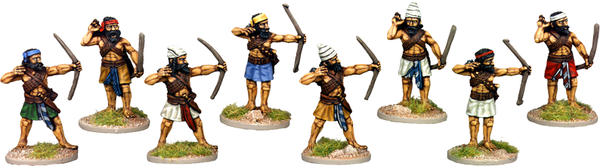 ASS013 - Auxiliary Archers 3 (Neo-Hittites)