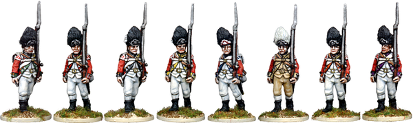 AWI045 - British Grenadiers Marching