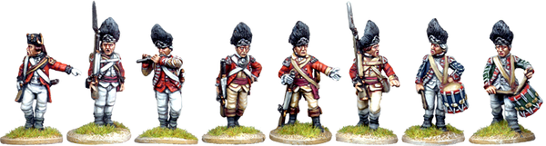 AWI046 - British Grenadiers Command