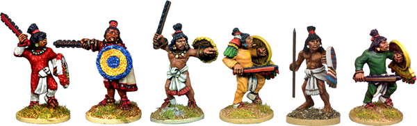 AZ023 - Cuauhtli's Veteran Warriors
